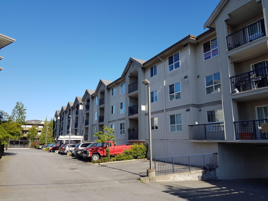 Exterior Building Cleaning & Washing