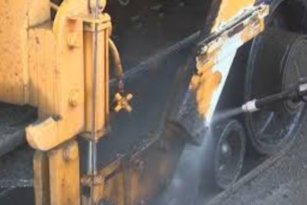Degreasing-Steam Cleaning